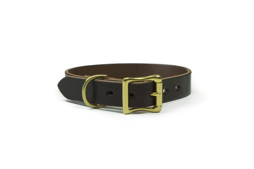Dog Collar - Leather Dog Collar