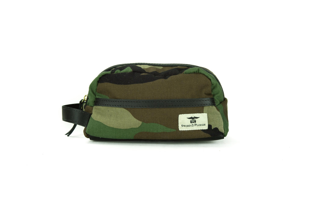 Dopp Kit - Camo Travel Kit