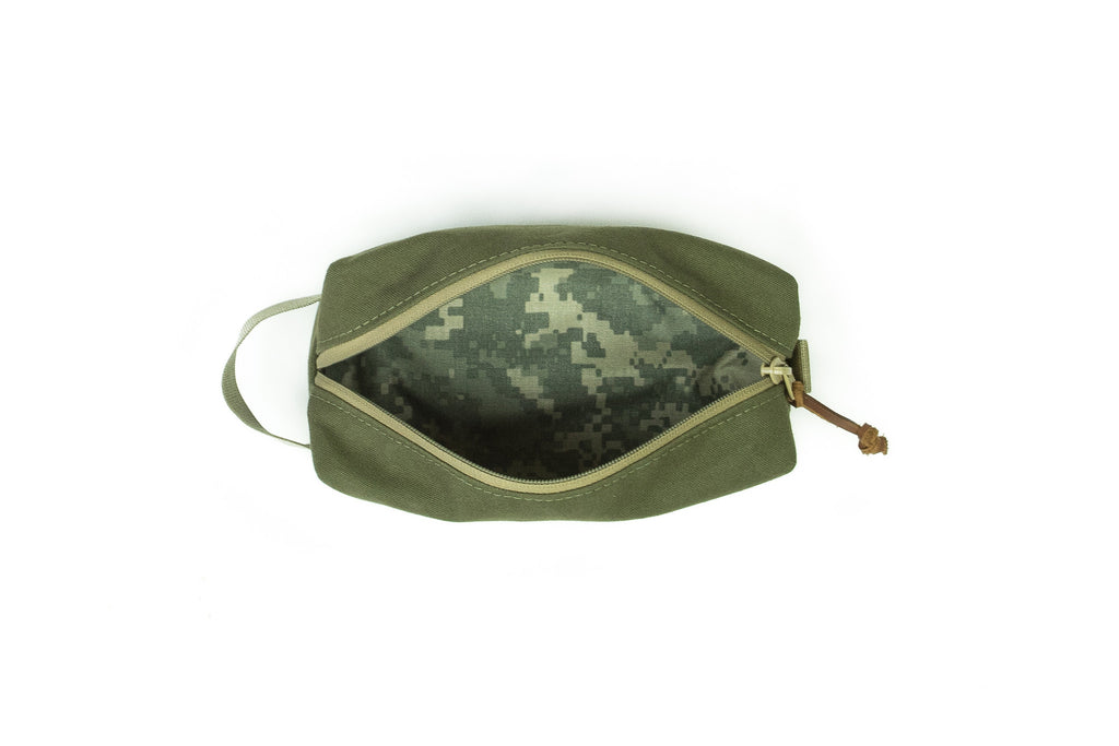 Dopp Kit - Compact Travel Kit
