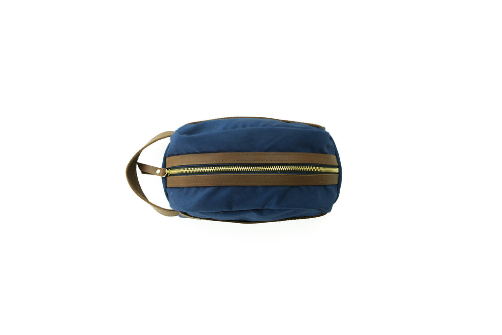 Dopp Kit - Travel Kit - Blue