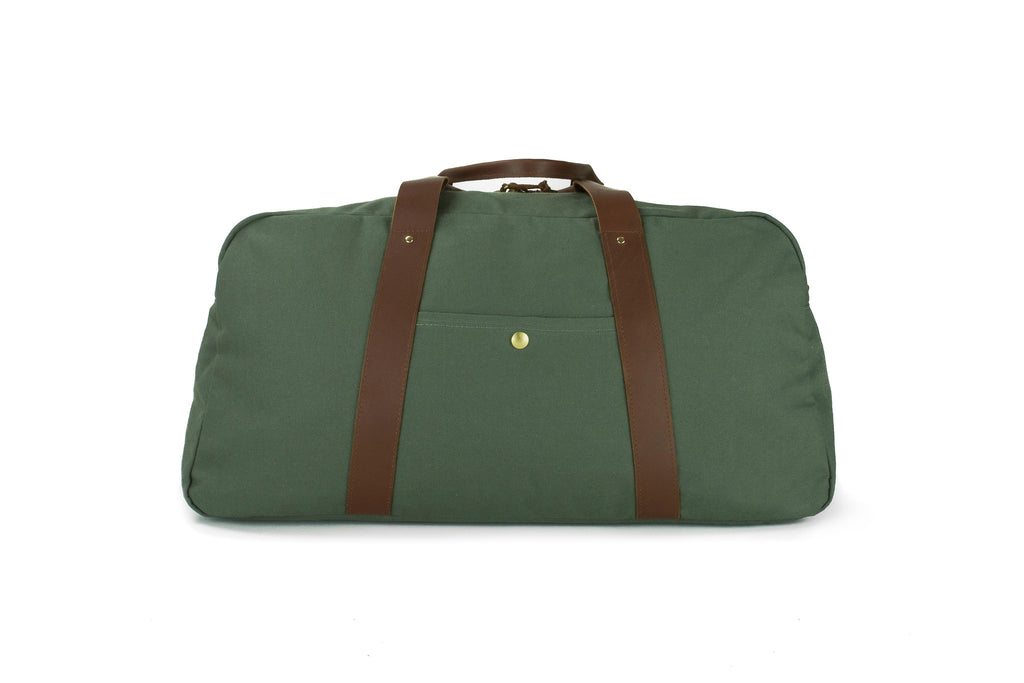 a9cec88d08 Sword   Plough Green Duffle Bag