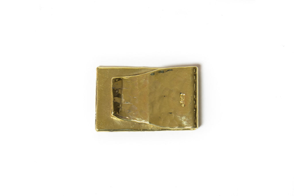 Jewelry - Brass 50 Caliber Money Clip