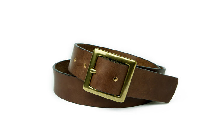 Men's Leather Belt - Men's Leather Belt