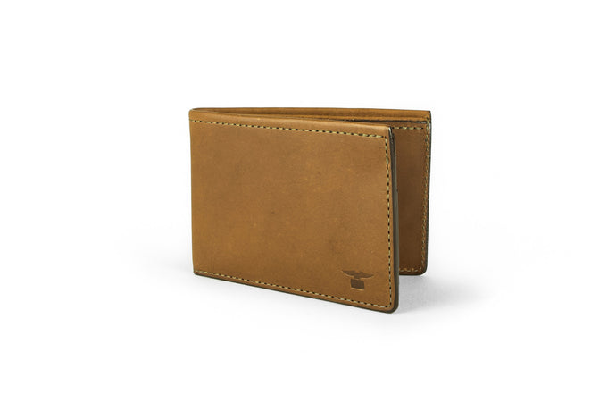 Wallet - Bi-fold Wallet - Brown