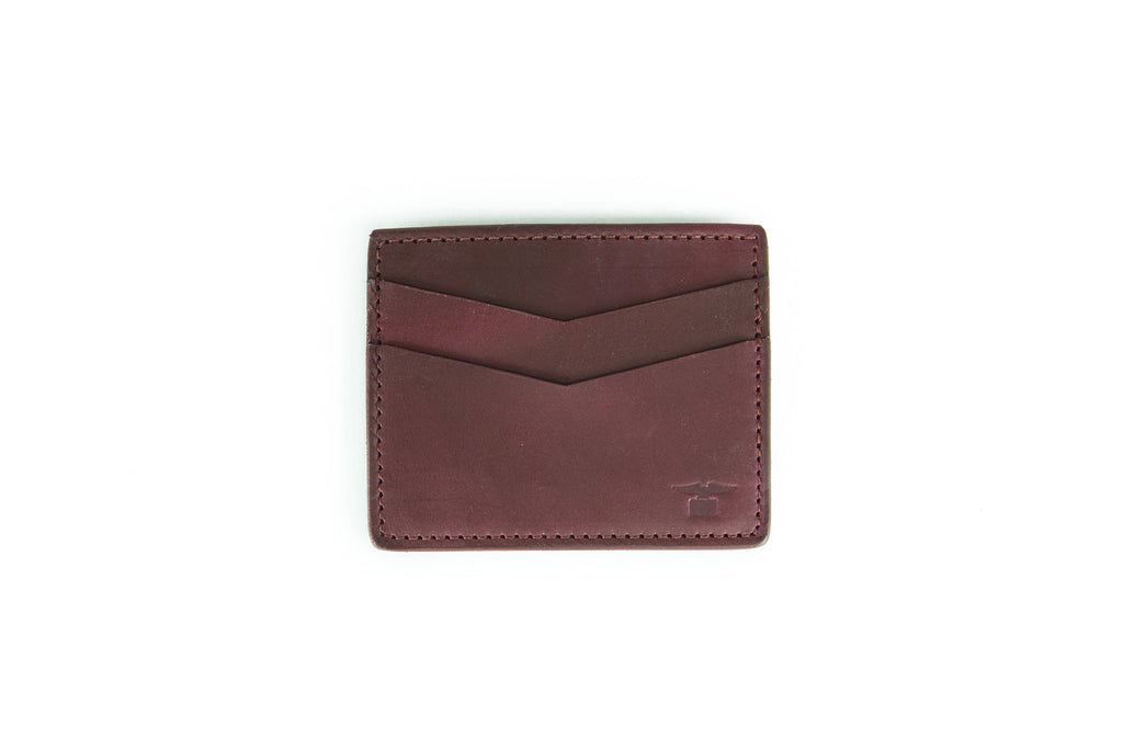 Wallet - Lampone Chevron Wallet