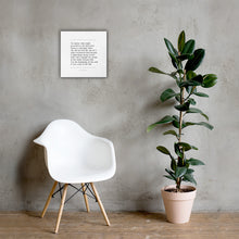 Load image into Gallery viewer, Hunger For Action (Canvas)