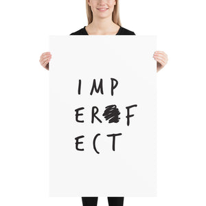 Imperfect (Poster)