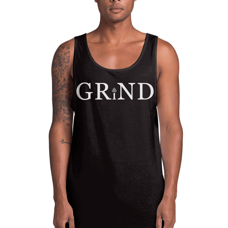 GRiND Process Mens Tank Top