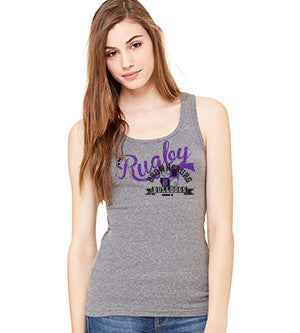 Women's Rugby with Rhinestones SP - L&M Spirit Gear  - 1