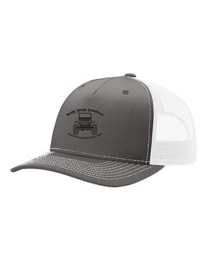 Jeep Junkies Adjustable Trucker Hat