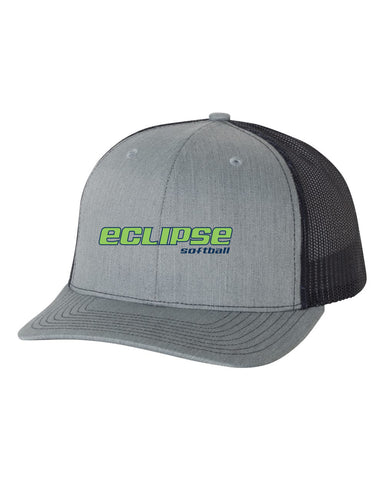 Eclipse 10U Snapback Trucker Hat - EMB