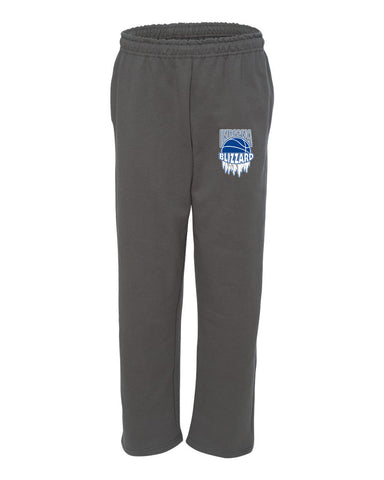 Indiana Blizard DryBlend Open Bottom Pocketed Sweatpants SP - L&M Spirit Gear  - 1