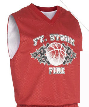 Indy Hoops Uniform Jersey - L&M Spirit Gear