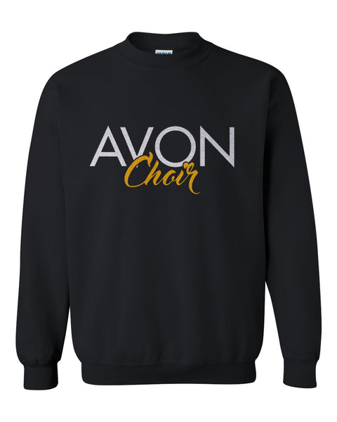 Avon Choir Heavy Blend Crewneck Sweatshirt SP1 - L&M Spirit Gear  - 1