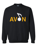 Avon Choir Heavy Blend Crewneck Sweatshirt SP2 - L&M Spirit Gear  - 1