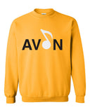 Avon Choir Heavy Blend Crewneck Sweatshirt SP2 - L&M Spirit Gear  - 2