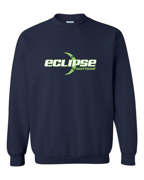 Eclipse Softball Frasier Heavy Blend Crewneck Sweatshirt SP1 - L&M Spirit Gear