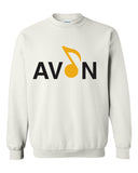 Avon Choir Heavy Blend Crewneck Sweatshirt SP2 - L&M Spirit Gear  - 3