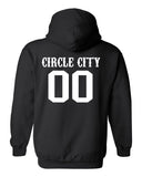 Circle City Tribe Volleyball Heavy Blend Hooded Sweatshirt SP