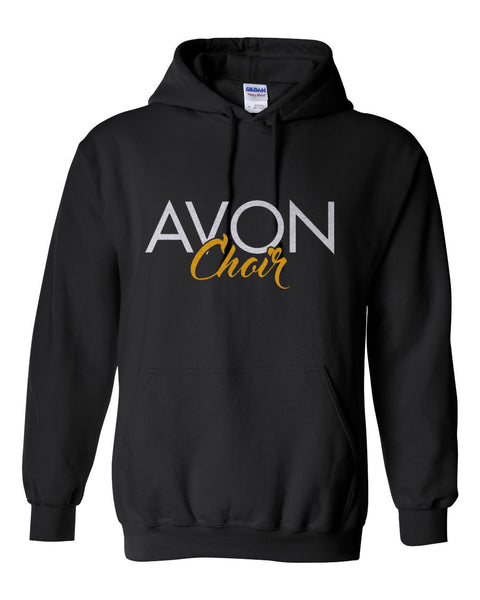 Avon Choir Heavy Blend Hooded Sweatshirt SP1 - L&M Spirit Gear