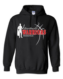 Northwest Warriors Basketball Heavy Blend Hooded Sweatshirt SP2 - L&M Spirit Gear  - 1