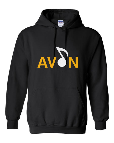 Avon Choir Heavy Blend Hooded Sweatshirt SP2 - L&M Spirit Gear  - 1