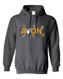 Avon Choir Heavy Blend Hooded Sweatshirt SP3 - L&M Spirit Gear