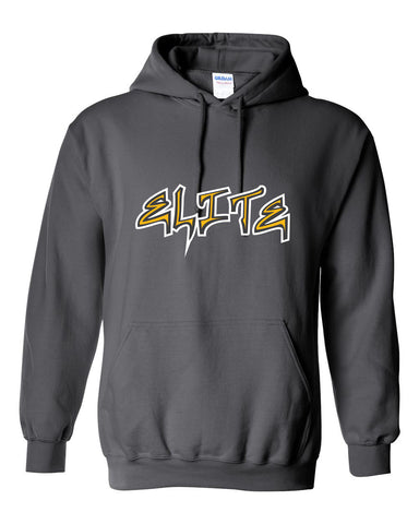 Elite Softball Heavy Blend Hooded Sweatshirt SP1 - L&M Spirit Gear  - 1