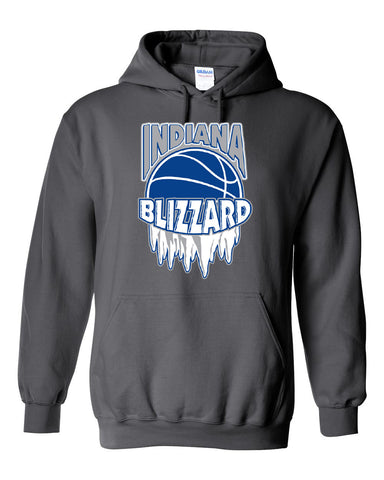 Indiana Blizzard Heavy Blend Hooded Sweatshirt SP - L&M Spirit Gear  - 1