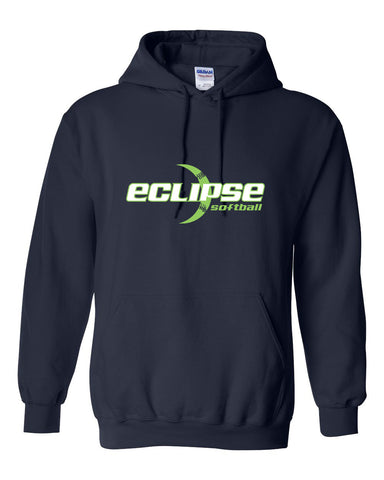 Eclipse Softball Frasier Heavy Blend Hooded Sweatshirt SP1 - L&M Spirit Gear