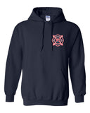 Fishers Fire 392 Engine Heavy Blend Hooded Sweatshirt SP - L&M Spirit Gear