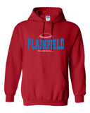 Plainfield 12U Baseball Heavy Blend Hooded Sweatshirt SP - L&M Spirit Gear