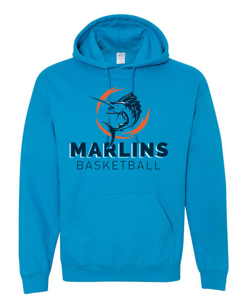 Marlins Basketball Hoodie - SP