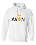 Avon Choir Heavy Blend Hooded Sweatshirt SP2 - L&M Spirit Gear  - 3