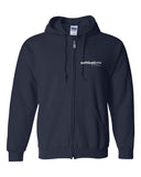 Softball one Heavy Blend Full-Zip Hooded Sweatshirt SP - L&M Spirit Gear  - 1