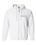 Softball one Heavy Blend Full-Zip Hooded Sweatshirt SP - L&M Spirit Gear  - 2