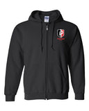 Plainfield Band Full Zip Hooded Sweatshirt - SP