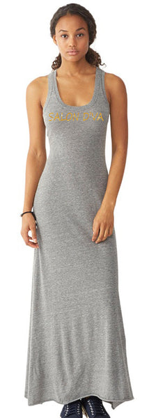 Grey Long Tank Dress - L&M Spirit Gear