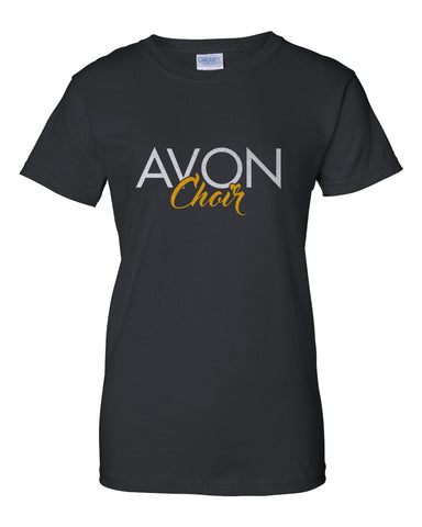 Avon Choir Ultra Cotton Women's T-Shirt SP1 - L&M Spirit Gear  - 1