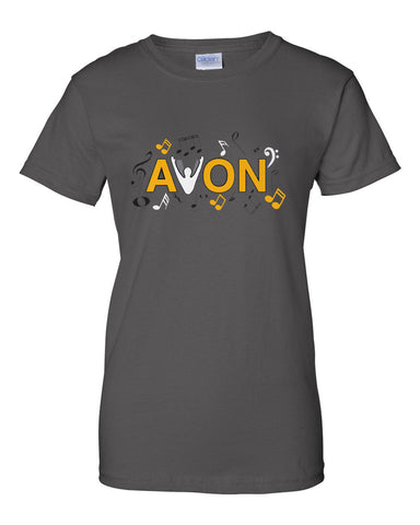 Avon Choir Ultra Cotton Women's T-Shirt SP3 - L&M Spirit Gear