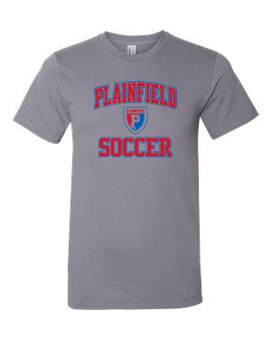 Plainfield Soccer Unisex Short Sleeve Tee - SP