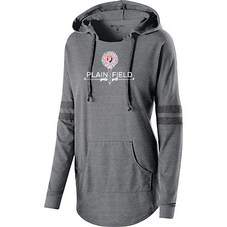 PCMS Golf Ladies Hooded Pullover - SP