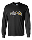 Elite Softball Ultra Cotton Long Sleeve T-Shirt SP1 - L&M Spirit Gear  - 2
