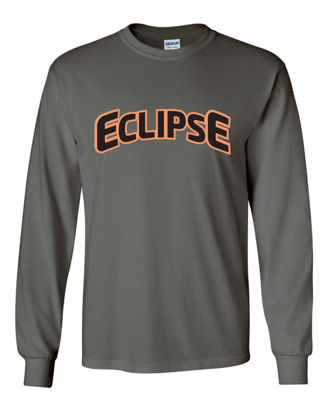 Eclipse Miller Blue or Charcoal Long Sleeve Tee SP1 - L&M Spirit Gear  - 1