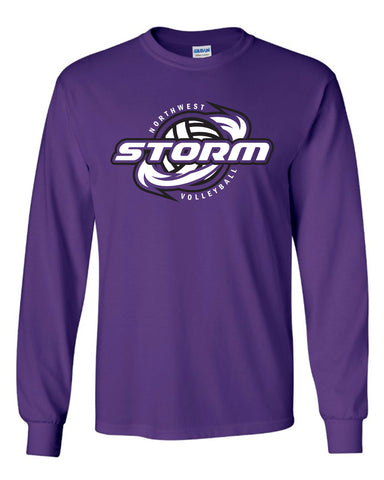 Northwest Storm Long Sleeve Tee SP