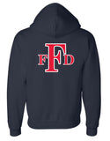 FFD - Champion - Double Dry Eco Full-Zip Hooded Sweatshirt SP