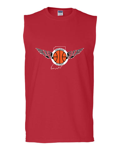 Indiana Flight Ultra Cotton Sleeveless T-Shirt SP - L&M Spirit Gear