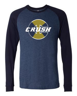Indy Crush Long Sleeve Raglan