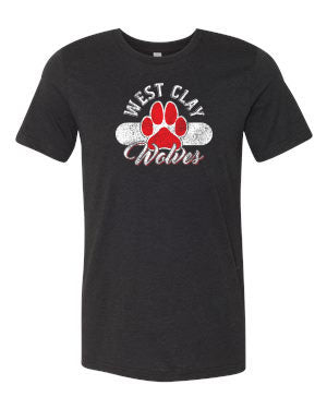 West Clay Elementary Short Sleeve - SP4