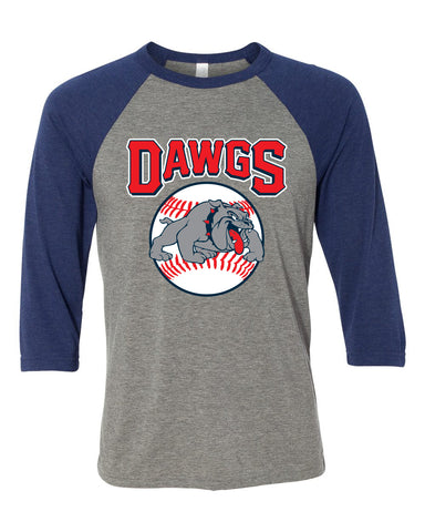 Diamond Dawgs 3/4 Sleeve Raglan - SP